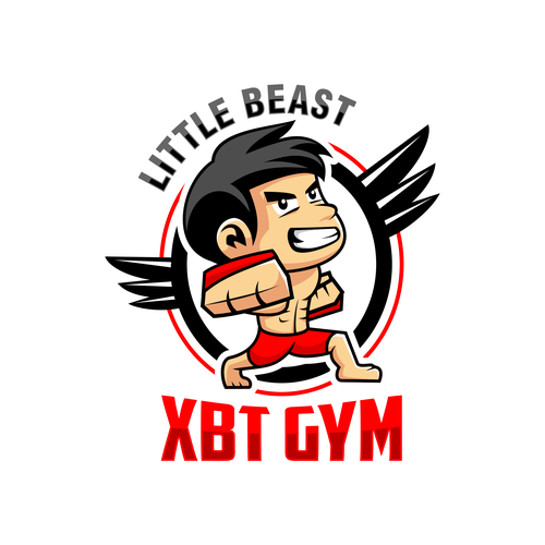 Beast Character For A Kids Boxing Class
