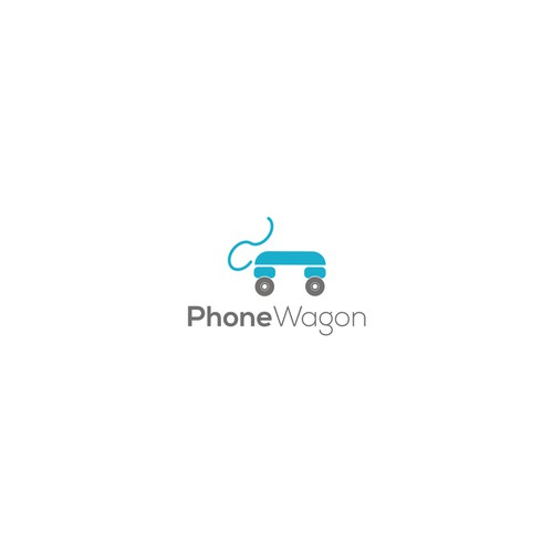 phone wagon