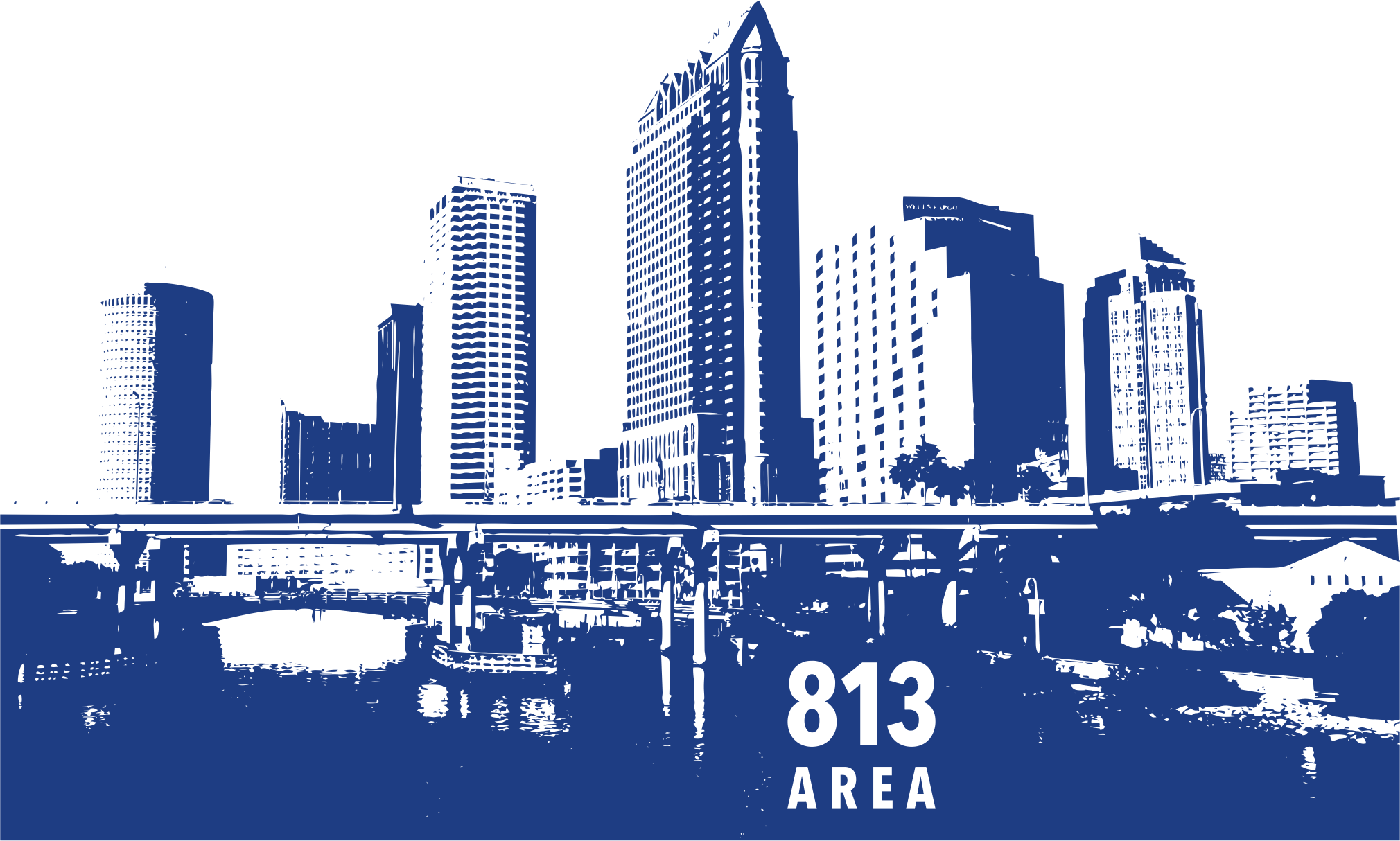 Artist wanted to Create a Tampa, FL themed design for local entertainment site www.813area.com!