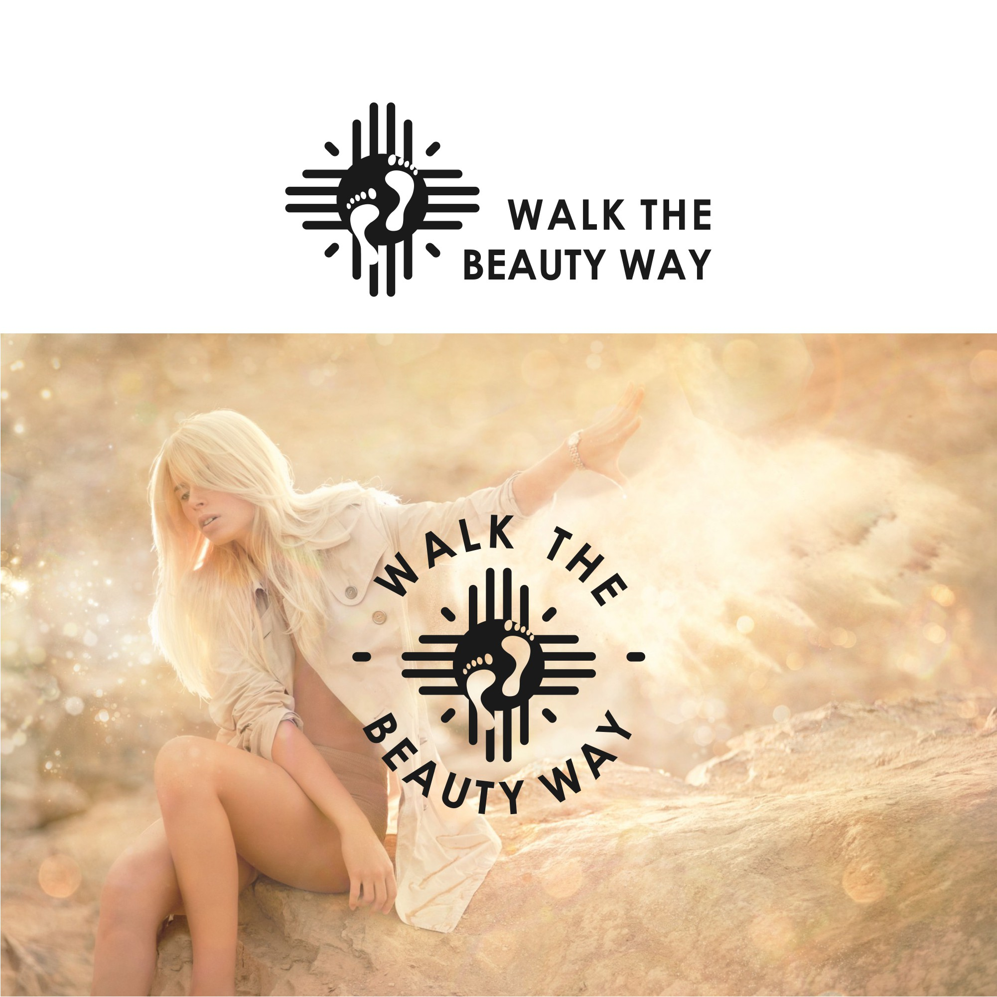 Walk the Beauty Way.... conscious fashion, make a difference to the planet!