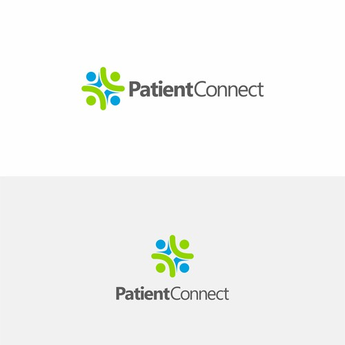 Logo for Patient Connect mobile app