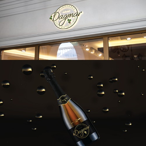 Upstart winery needs an eye catching powerful logo.