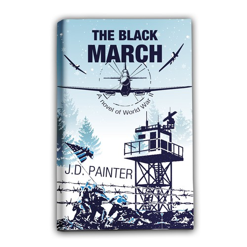 THE BLACK MARCH book