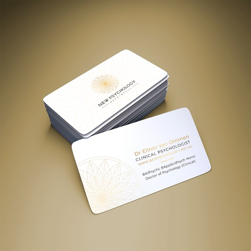 Business Card - New Psychology