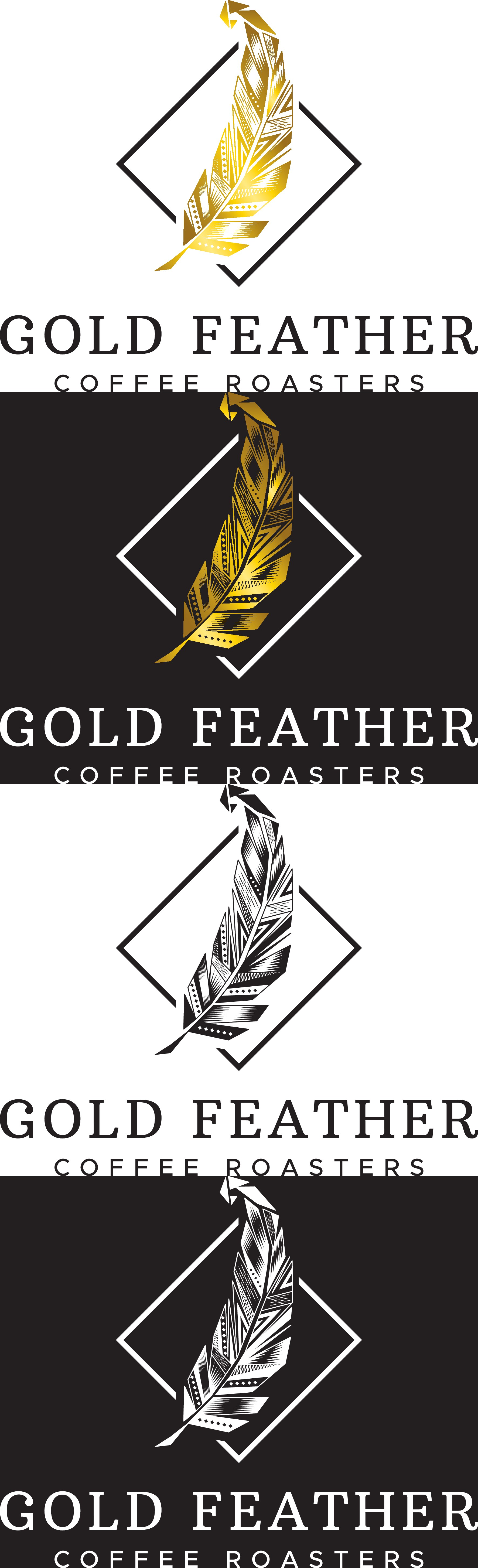 design a young, but sophisticated logo for a coffee roasting company