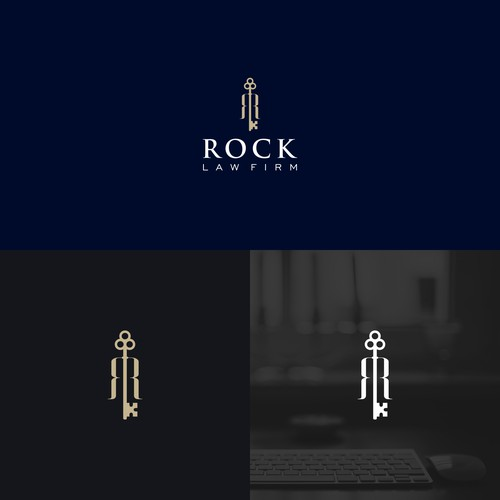 logo for prestigious law firm