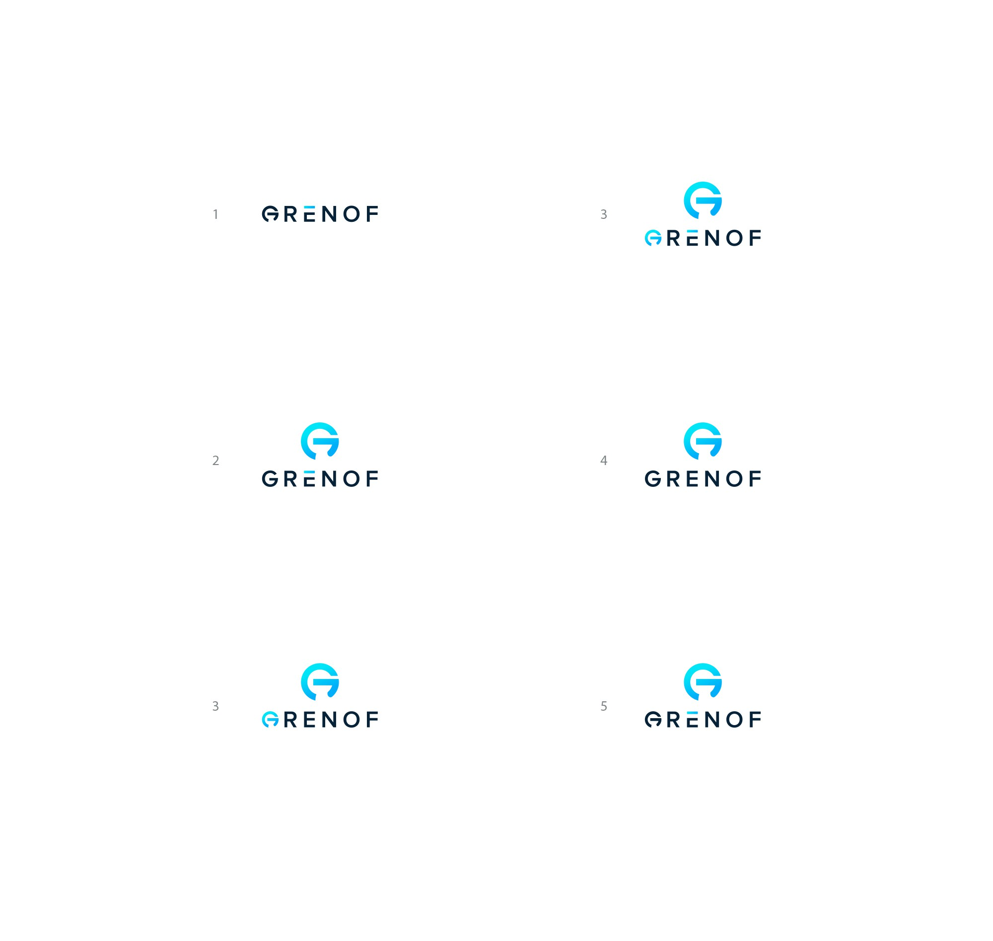 Expanding Company needs modern logo and style guide