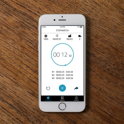 Clean iOS App for Process Optimization in the Mining Industry