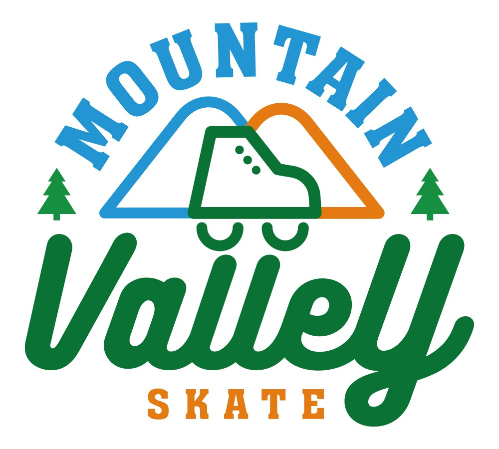 Roller Skating Rink Logo ** NOT SKATE BOARDS **