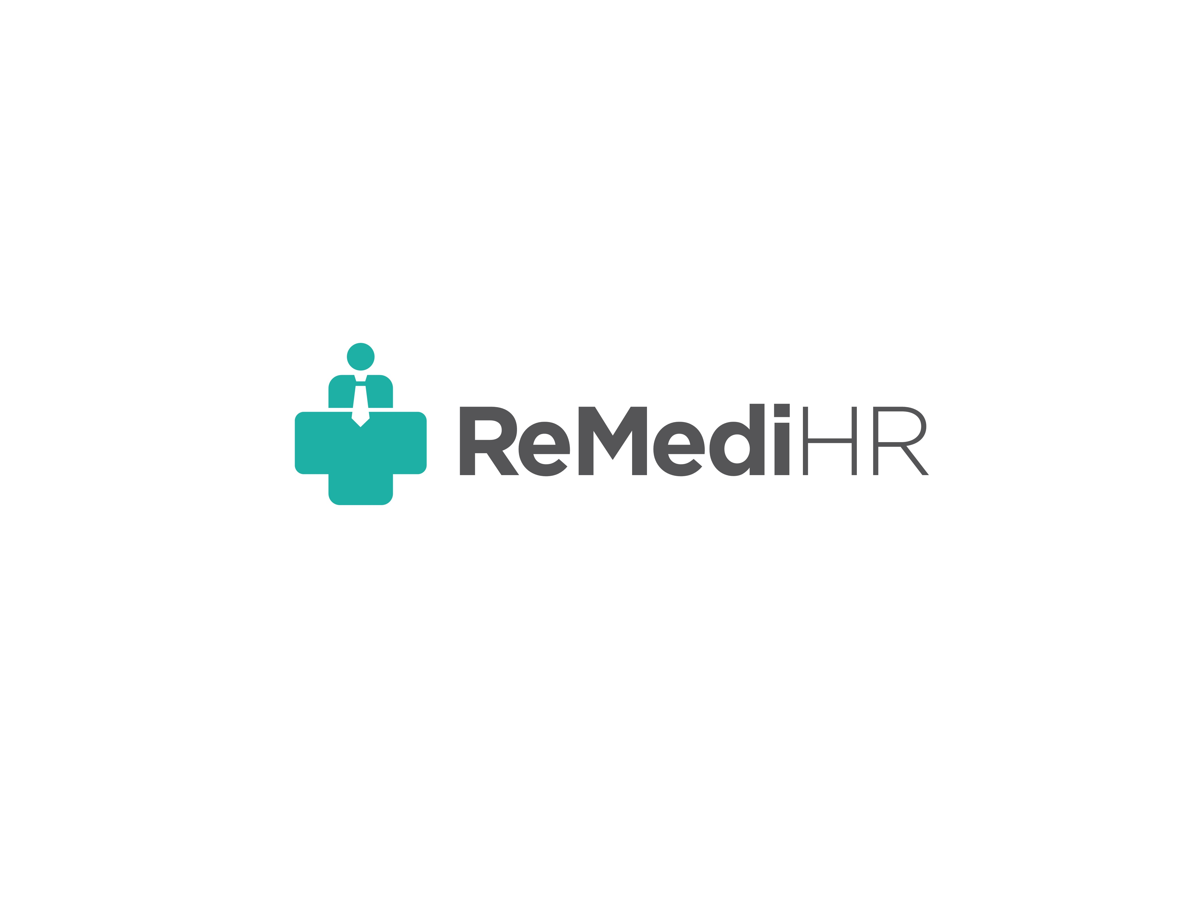 Create a business logo for an upcoming medical HR company!