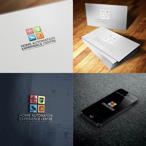 Logo for Home Automation Experience Center