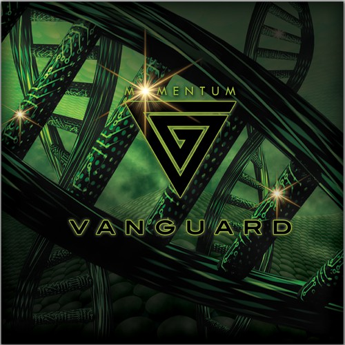 Vanguard album cover