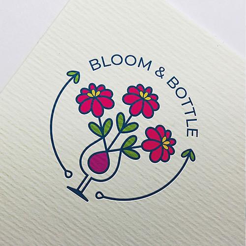 Bouquet flower farm and bottle shop