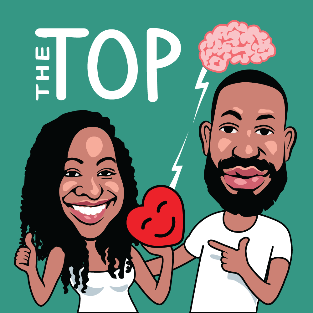 Cover art for relationship podcast!