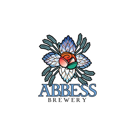 Logo for brewery with religious theme - FOR SALE!