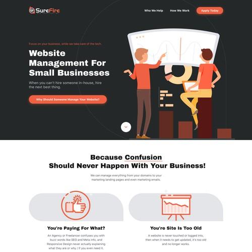SureFire Web Services