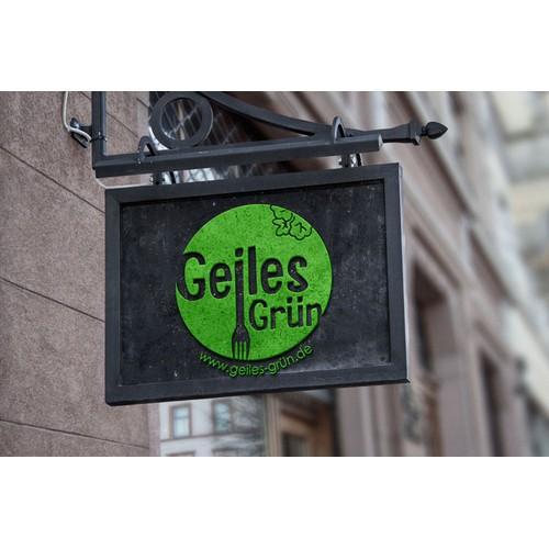 Salad Bar Sign