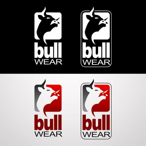 Help Bull Wear Apparel with a new Logo Design