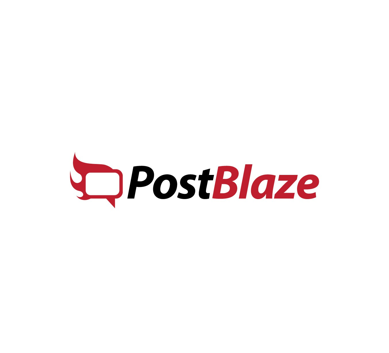New logo wanted for PostBlaze