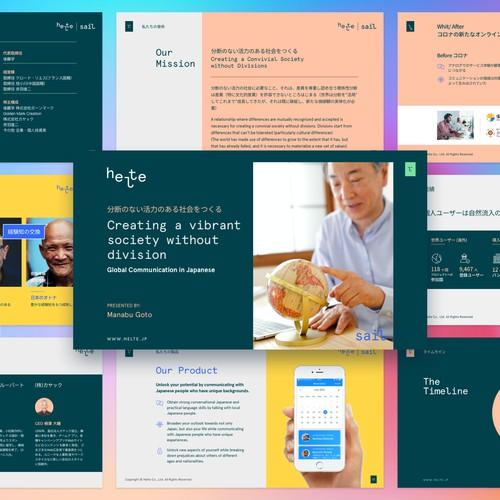 Presentation Powerpoint Design