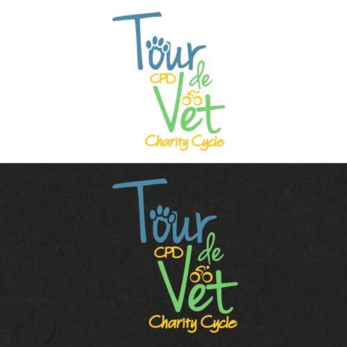 logo for tour de vet