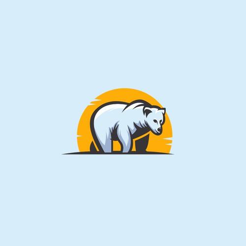 Spring Bear Resources Logo Design