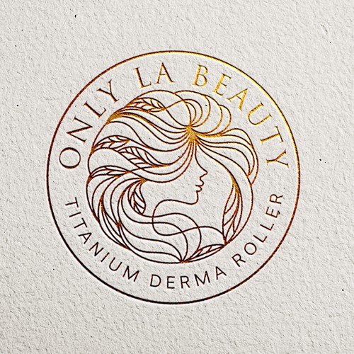 ONLY LA BEAUTY logo