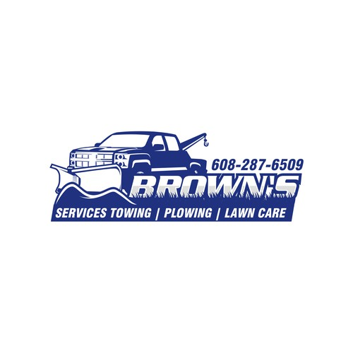 logo concept for brown's