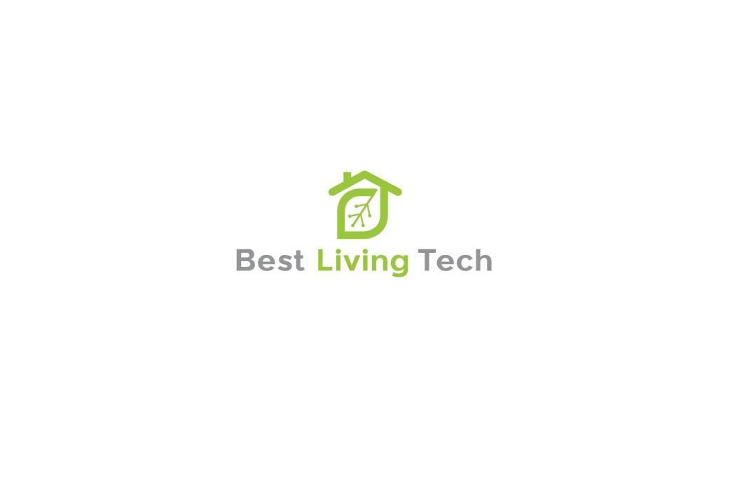 Best Living Tech - The First Senior Technology Company - Logo Design