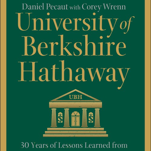 Financial University Icon for Book Cover
