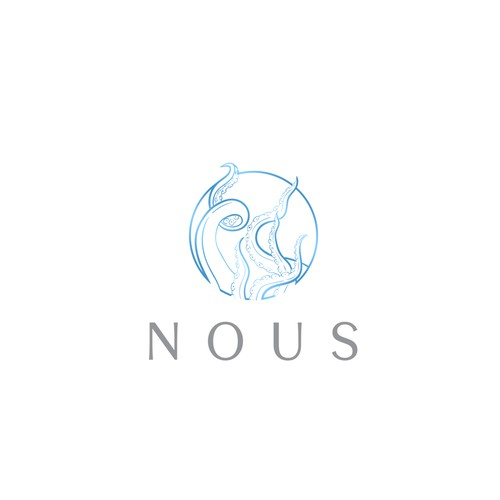 LOGO CONCEPT FOR NOUS