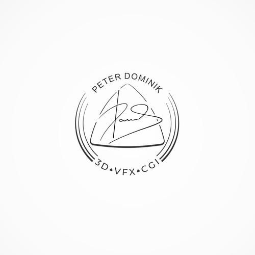 Peter Dominik Personal Logo