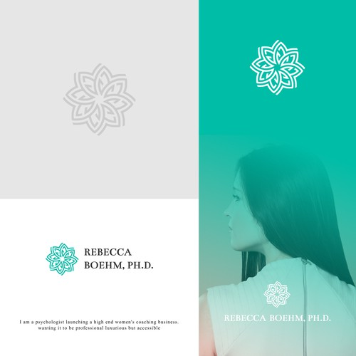 Rebeca Logo Concept