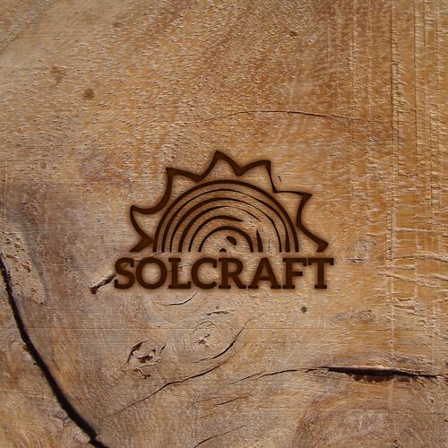 a logo for a interior design company