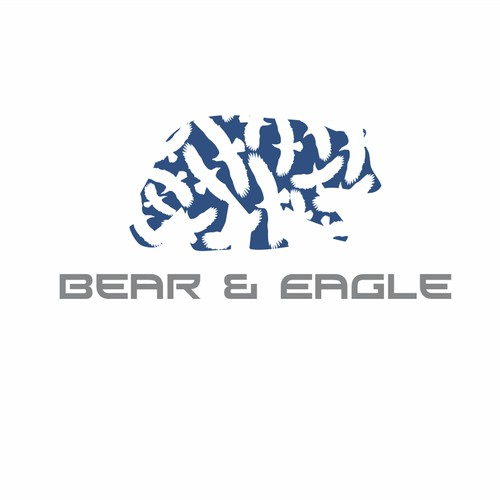 Bear & Eagle need a new political blog logo!