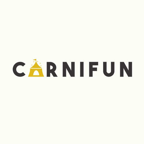 logo for Carnifun with a big impact