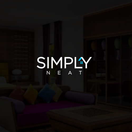 Simple logo concept for Simply Neat