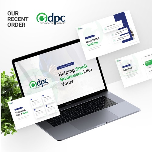 DPC PowerPoint Template
