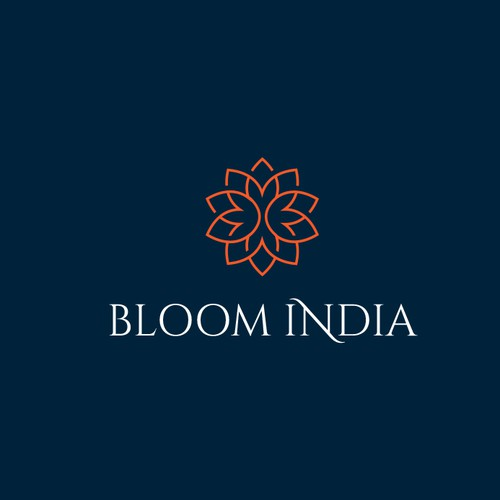 Logo for an inspirational non-profit in India