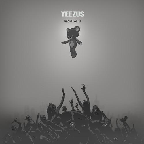 99designs community contest: Design Kanye West's new albumcover