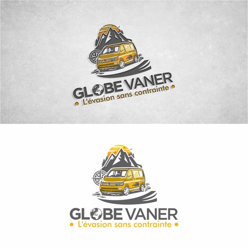 Globe VANer cherche un logo attractif