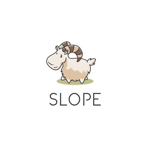 Slope logo design proposal.