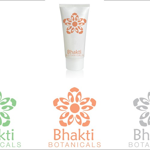 Create an elegant yet powerful logo for Bhakti Botanicals