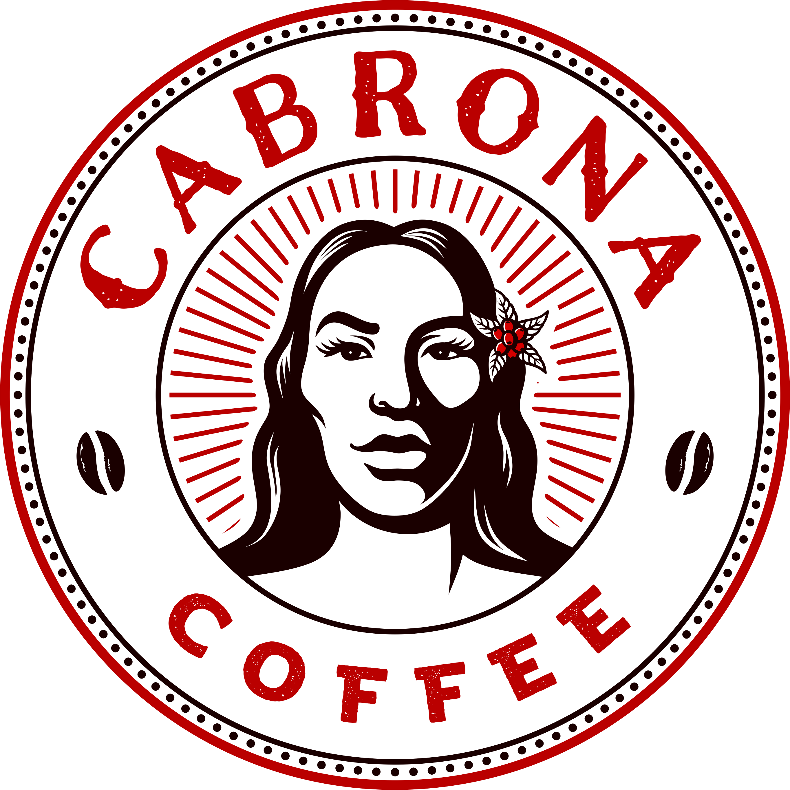 Logo and brand for coffee business