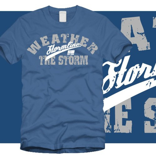 Help Stormline with a new t-shirt design