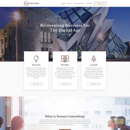 ADL Ventures Homepage