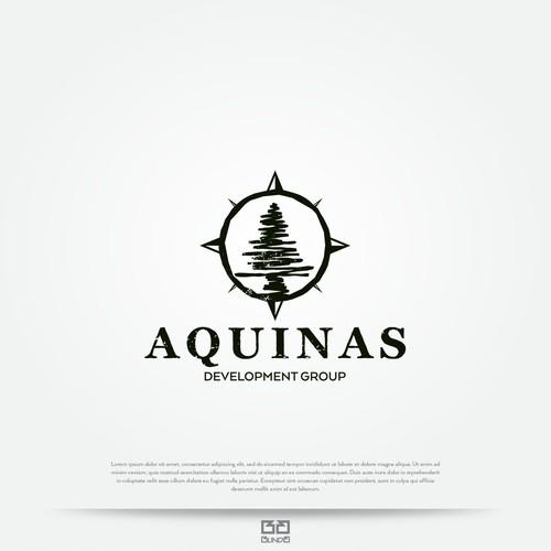 Aquinas development group logo.