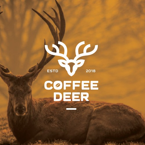 Logo concept for Coffeedeer