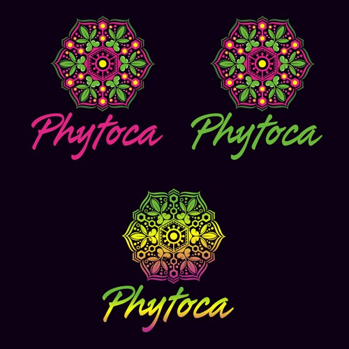 Logo concept for Phytoca