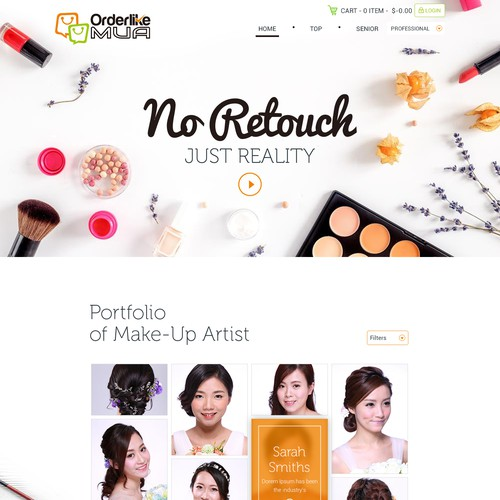Creative Custom Web Design